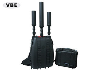 AC 220V Portable Wifi Jammer , Cellular Signal Blocker 20MHz - 2690MHz